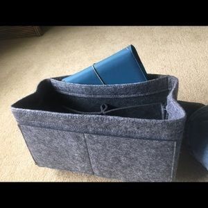 Handbags - Felt Purse Organizer